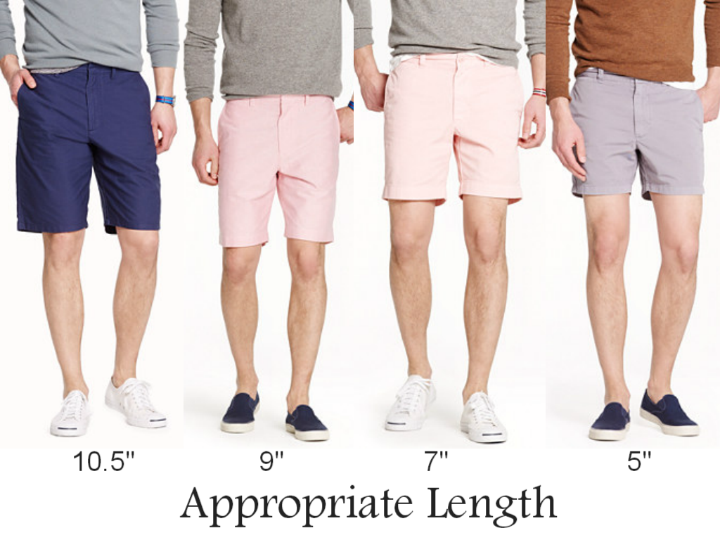 Men's Shorts - Louella Reese