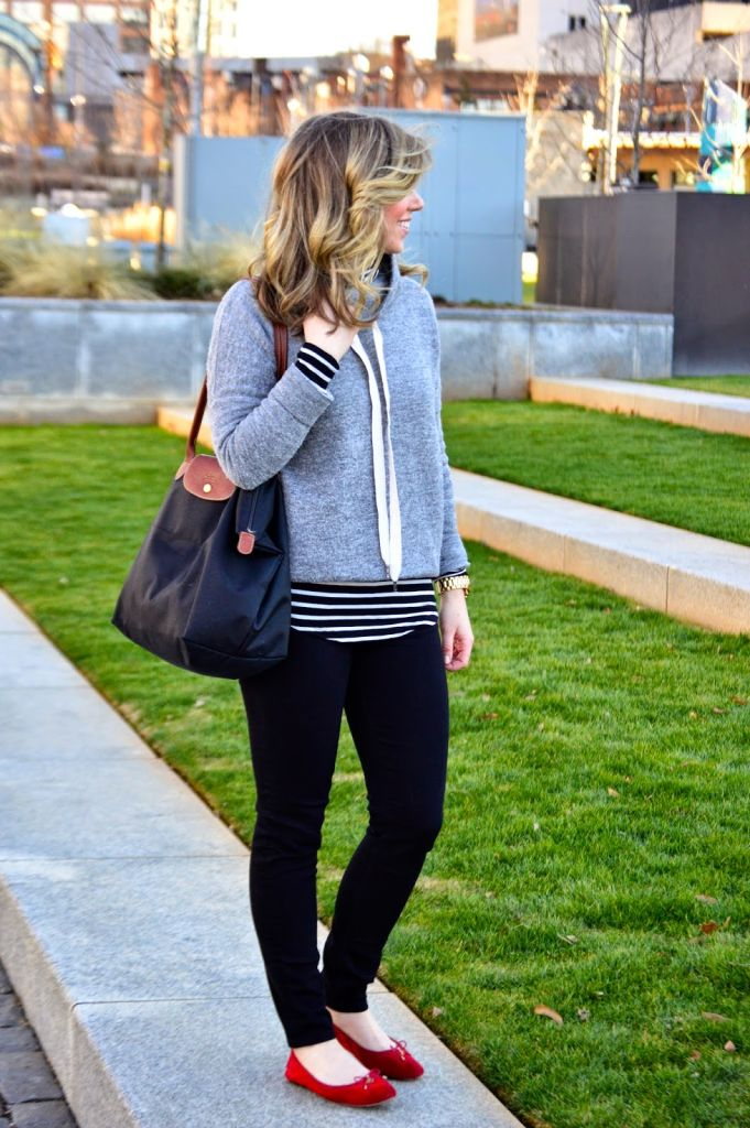 Laid Back in Stripes