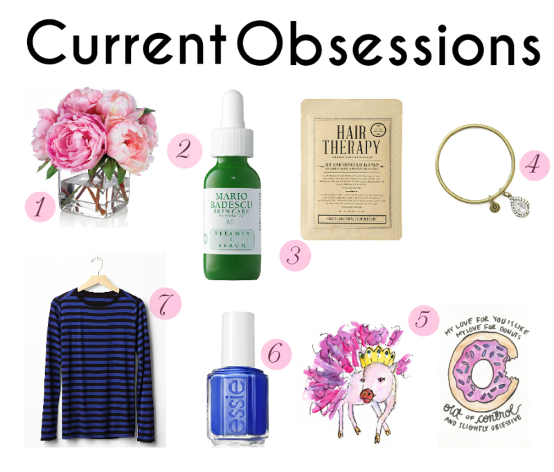Current Obsessions