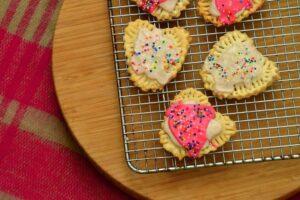 Gal-entine's Day Sweetheart Pop Tarts