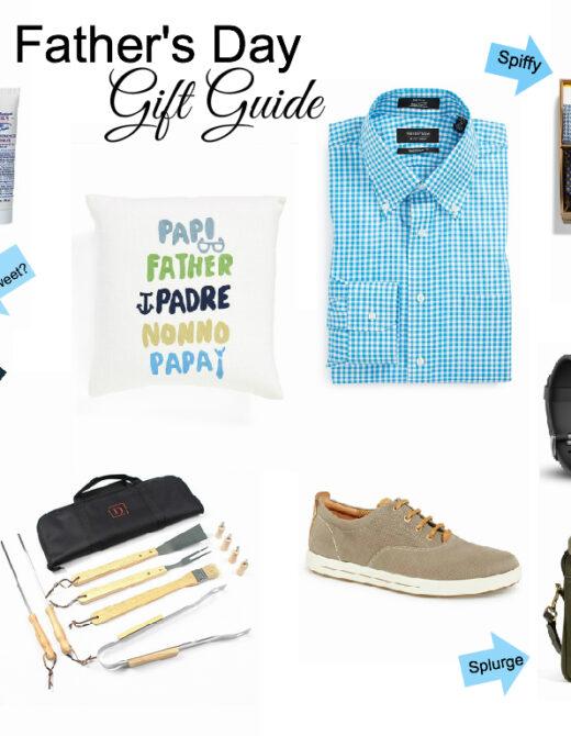 Men's Style, Gift Guide