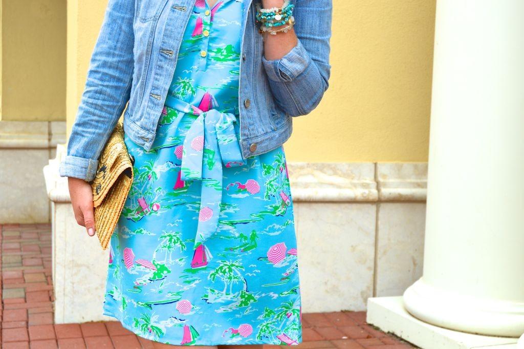 Summer Style, Tieks, Summer Dresses, Karen Walker Super Duper Thistle Sunglasses, Pink Umbrella Dress