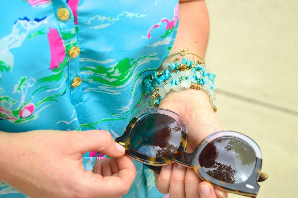 Summer Style, Karen Walker, Karen Walker Sunglasses, Sunnies