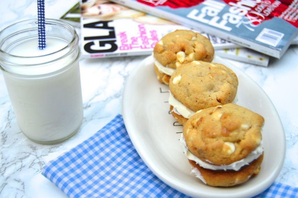 Sweet, Dessert, Southern Dessert, Cookies, Cookie Sandwich