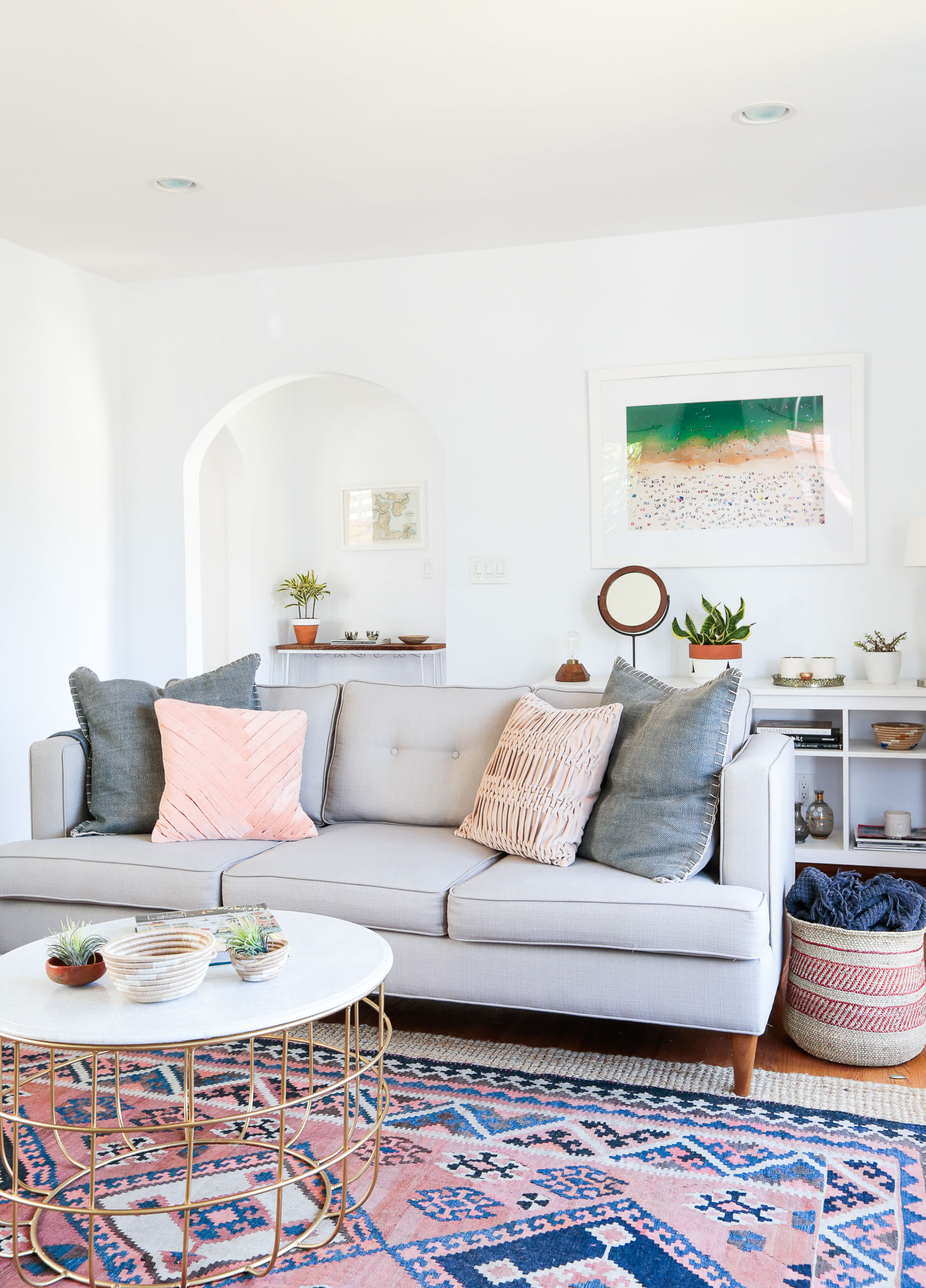 Living Room Inspiration | Louella Reese