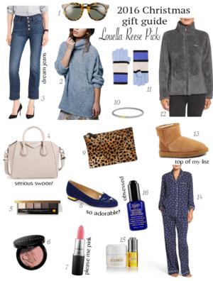 Christmas Gift Ideas – Louella Reese Picks