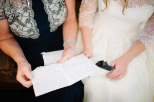 Louella Reese Wedding: Personalized