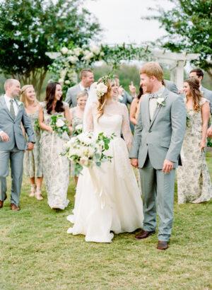 Louella Reese Wedding: Ceremony