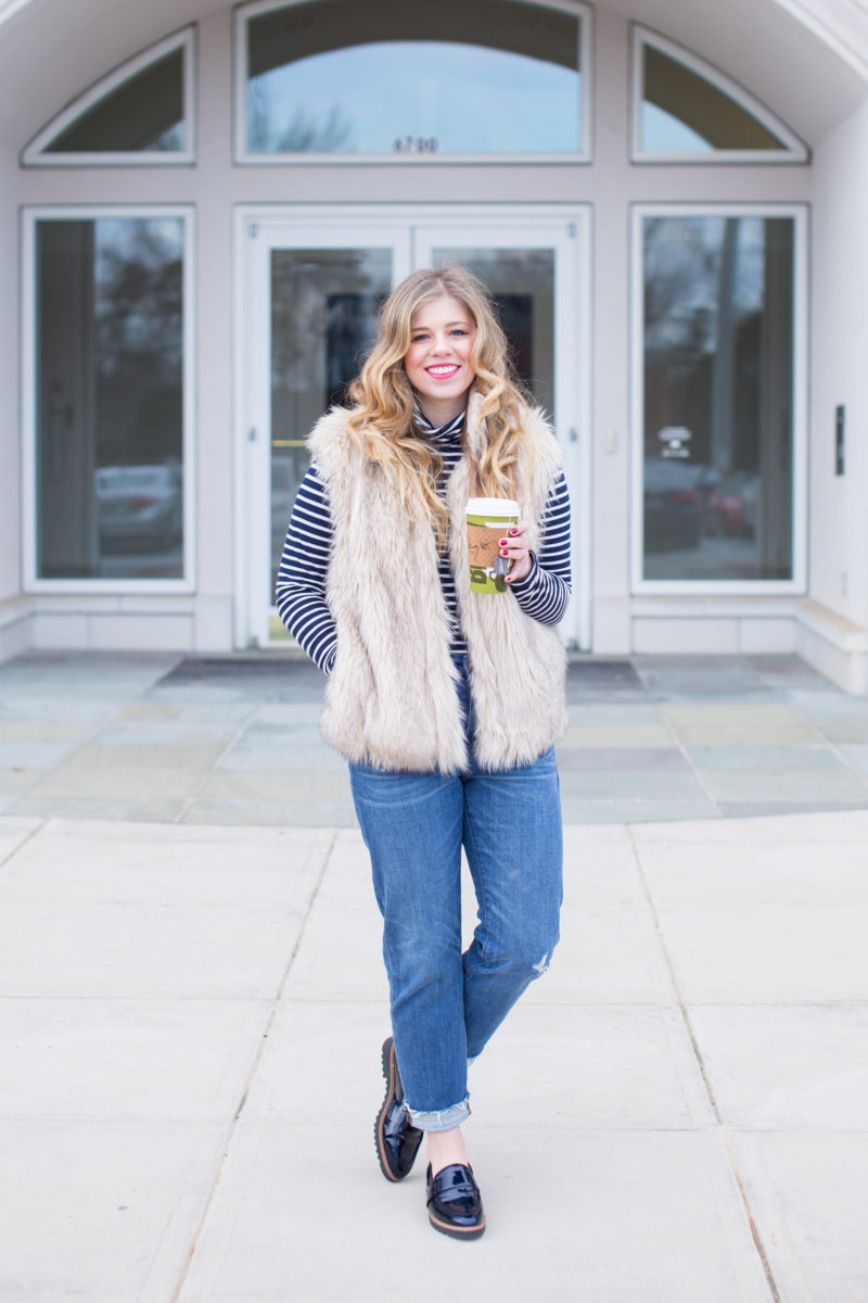 Styling Mom Jeans Louella Reese