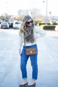 How To Style A Crop Sweater