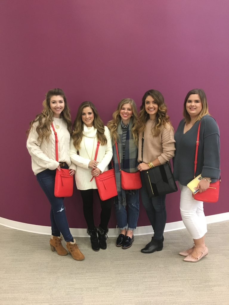 Touring Vera Bradley, Vera Bradley, Visit Fort Wayne, Vera Bradley Headquarters, Blogger Travel, Travel Blogger