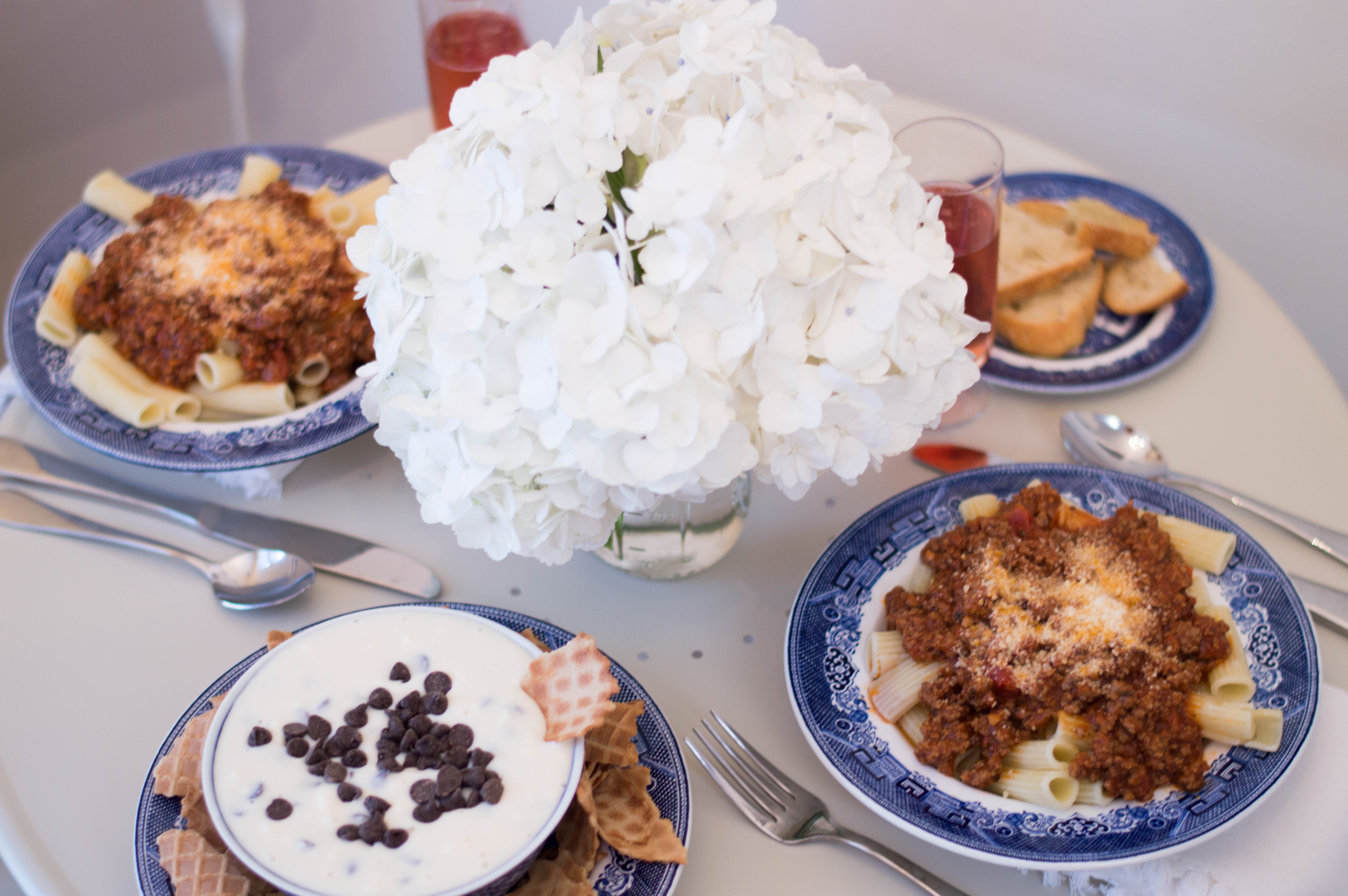 Easy Italian Dinner, Italian Recipes, Cannoli Dip, The Fresh Market
