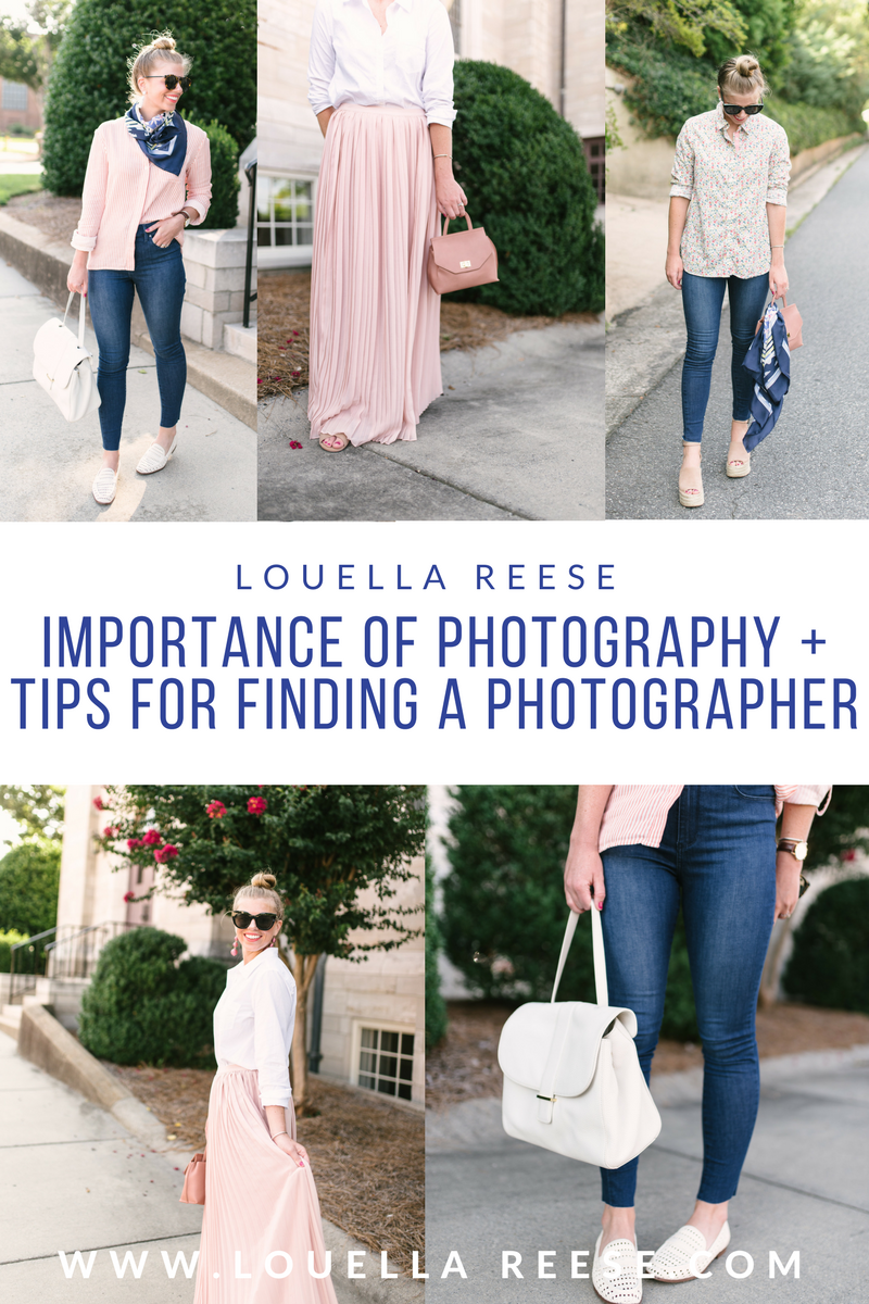 From One Blogger to Another: Blogger Photography Tips