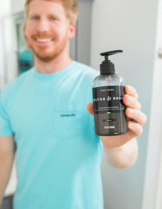 Fulton & Roark Review // Men's Grooming // Gifts for Men // Louella Reese Life & Style Blog