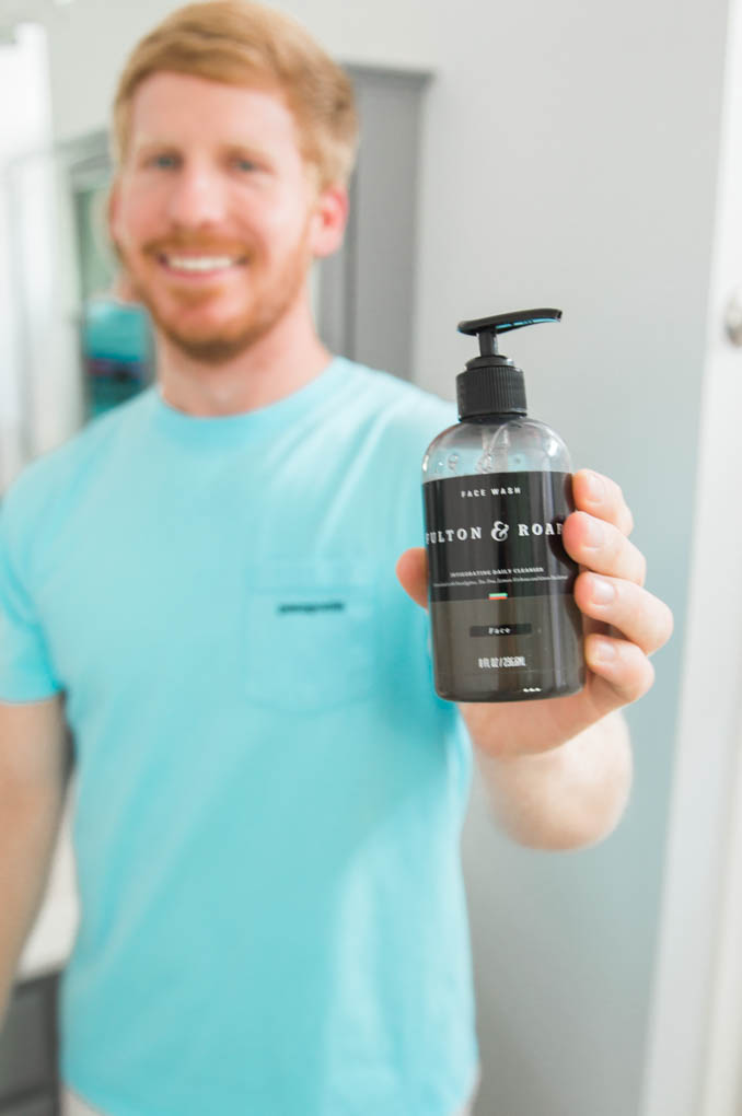 Men's Grooming + Skincare with Joshua
