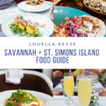 Savannah + St. Simons Island Food Guide