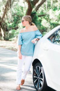 Toyota Savannah to St.Simons Island Travel Diary