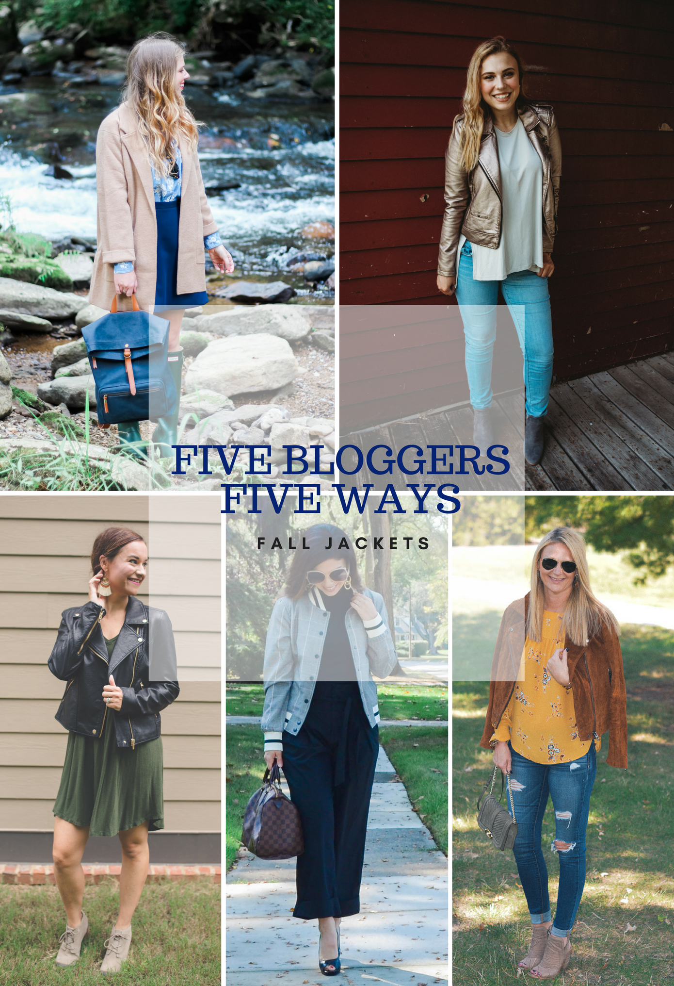 Sweater Blazer | Jackets for Fall | Louella Reese Life & Style Blog