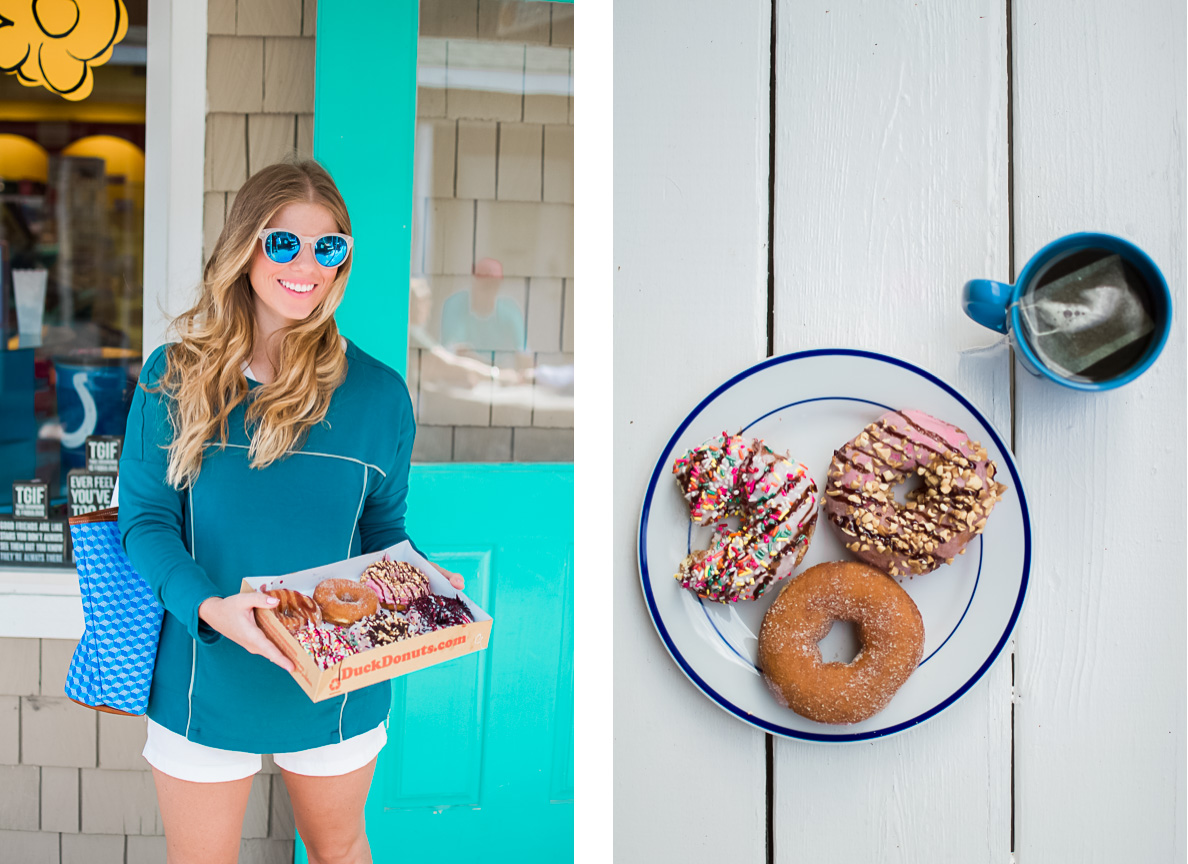 Where to Eat in Duck NC // NC Outer Banks Travel Guide // Louella Reese Life & Style Blog