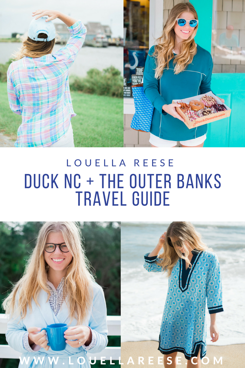 Duck, NC + the Outer Banks Travel Guide