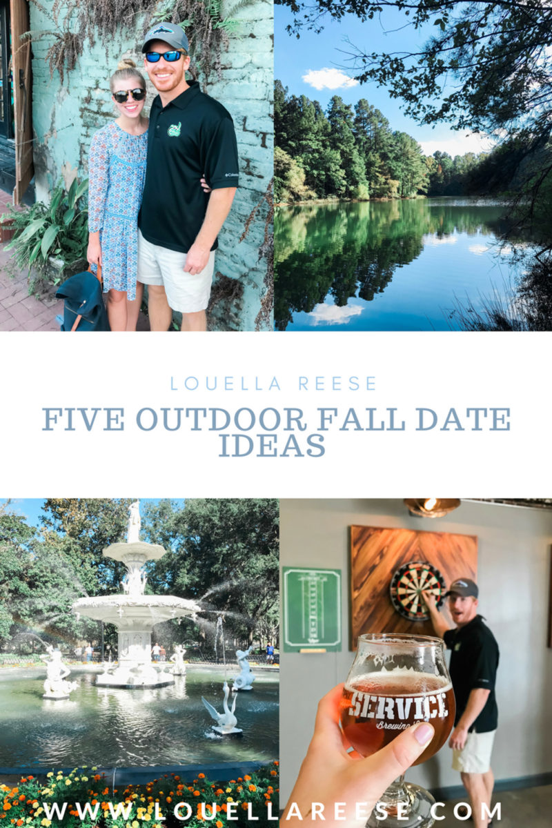 Five Outdoor Fall Date Ideas