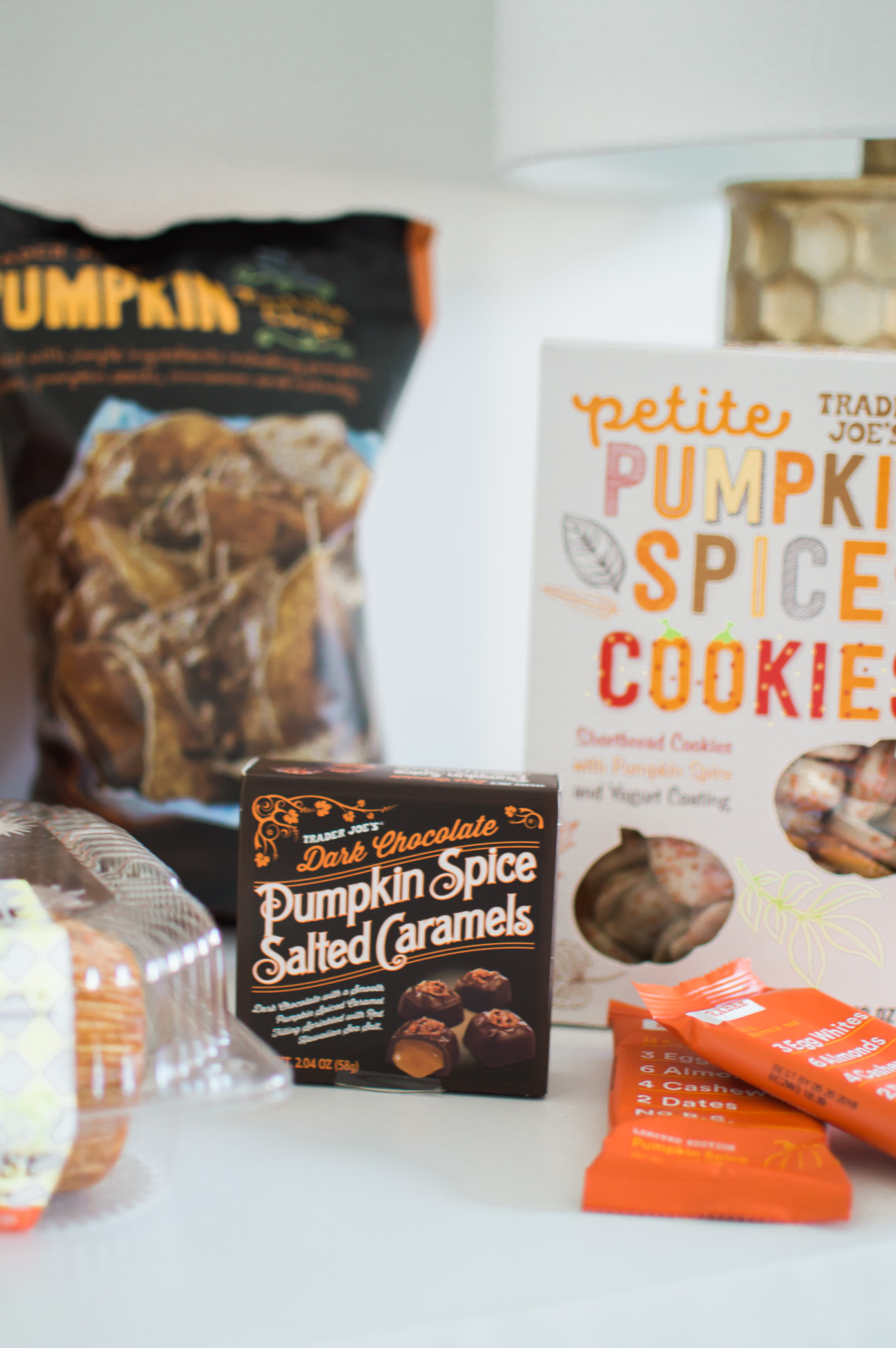 Trader Joe's Pumpkin Product Reviews | Pumpkin Treats | Louella Reese Life & Style Blog