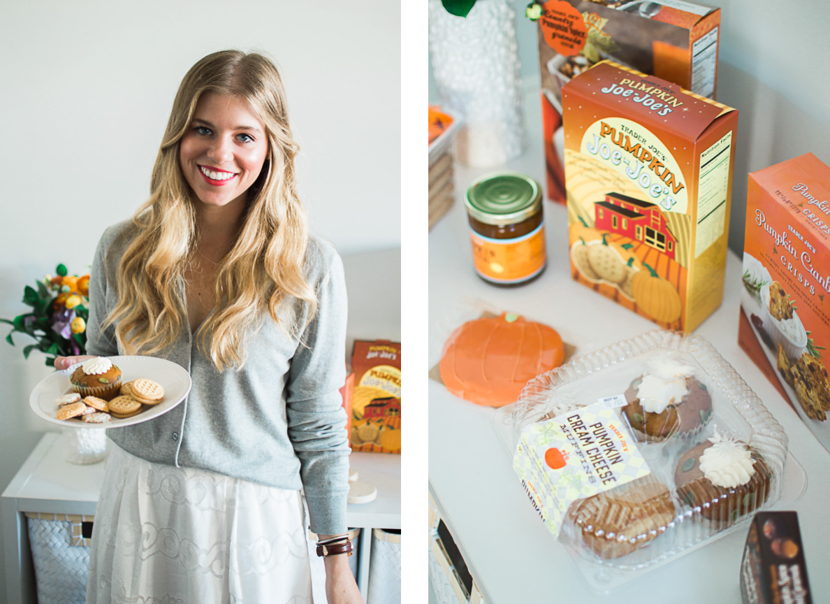 Trader Joe's Pumpkin Product Reviews | Pumpkin Sweets | Louella Reese Life & Style Blog