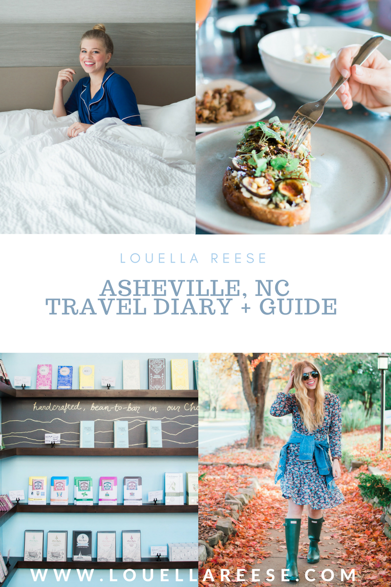 Asheville Travel Diary & Guide