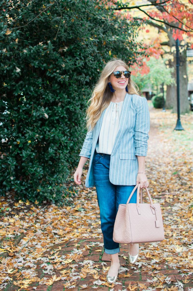 Fall Boyfriend Jeans   Asheville, NC