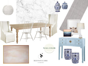 Louella Reese Home: Designing the Dining Room