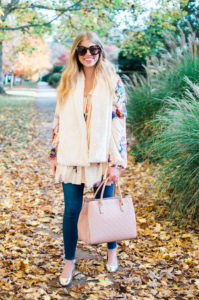 Last Minute Thanksgiving Outfit Idea | Asheville, NC