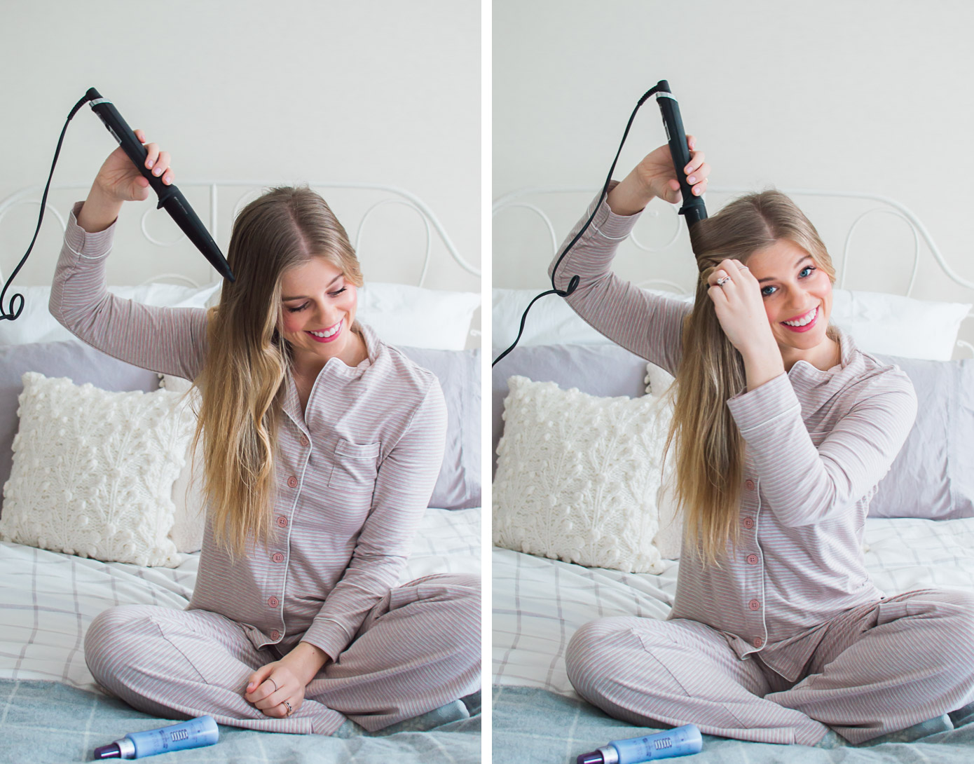 Haircare Gift Ideas | Curling Wand Tutorial | Louella Reese Life & Style Blog