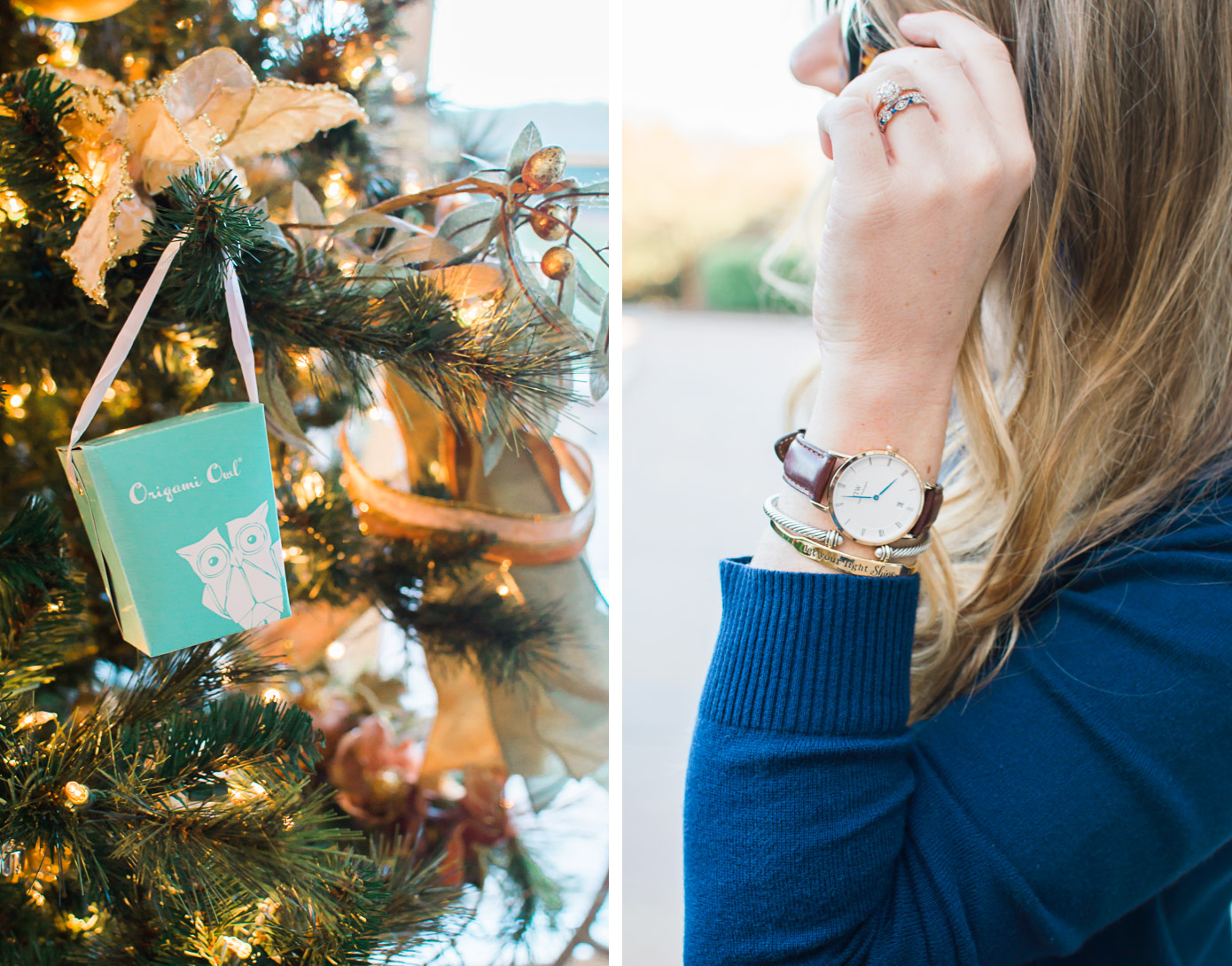 Origami Owl | Personalized Christmas Gifts | Louella Reese Life & Style Blog