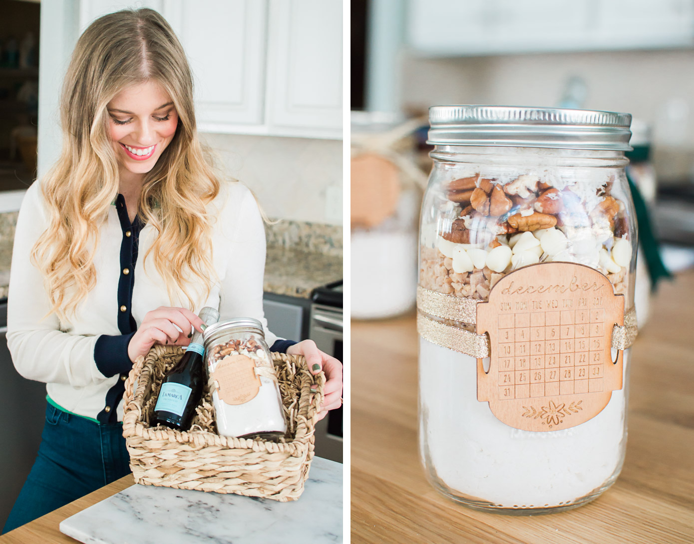 Hostess Gifts from The Fresh Market | Easy, Edible Holiday Gifts | Louella Reese Life & Style Blog
