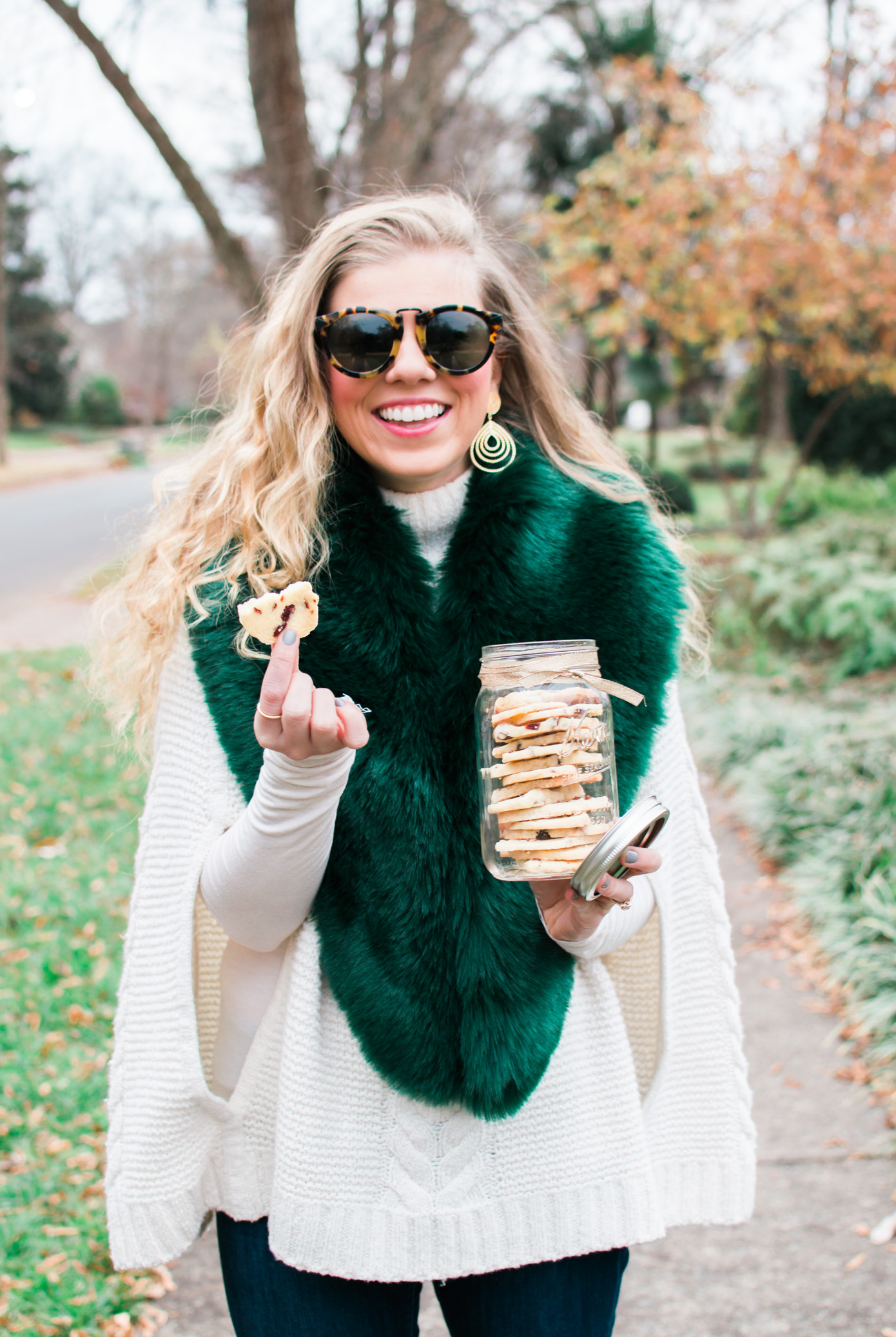 Third Annual Cookie Exchange | Christmas Cookie Recipes | Louella Reese Life & Style Blog