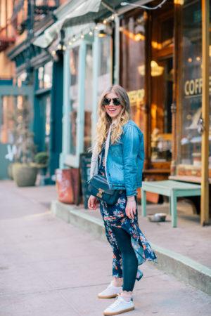 Wear Your Spring Dresses Now | NYFW F|WW