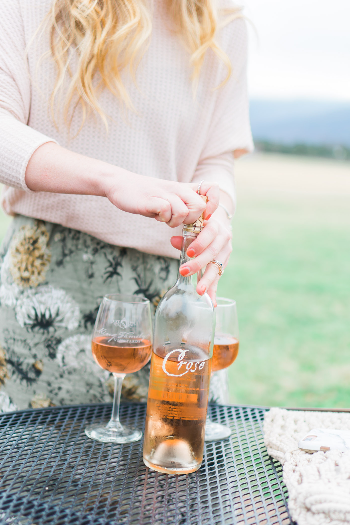 Charlottesville VA Travel Guide | Charlottesville Vineyards | Louella Reese Life & Style Blog