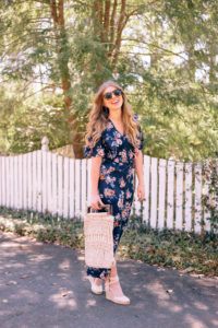 Floral Maxi Dresses for Every Budget