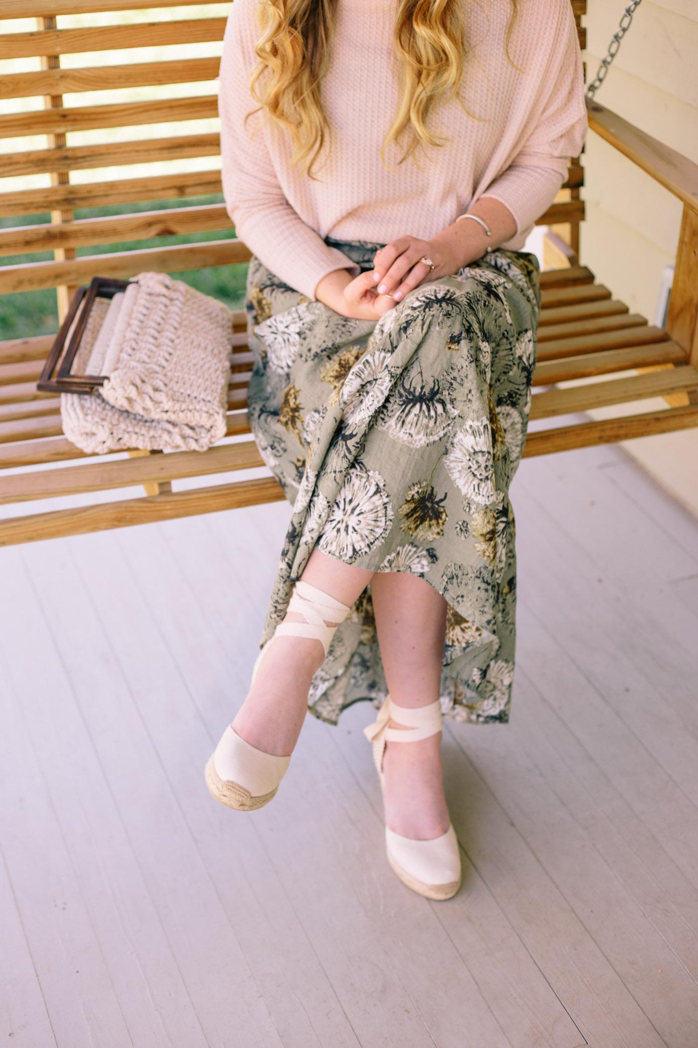 Six Spring Wardrobe Staples | Louella Reese Life & Style Blog