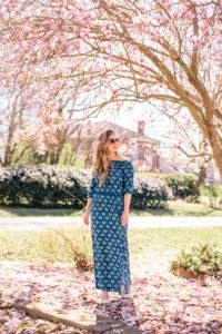 Maxi Dress for Spring Break
