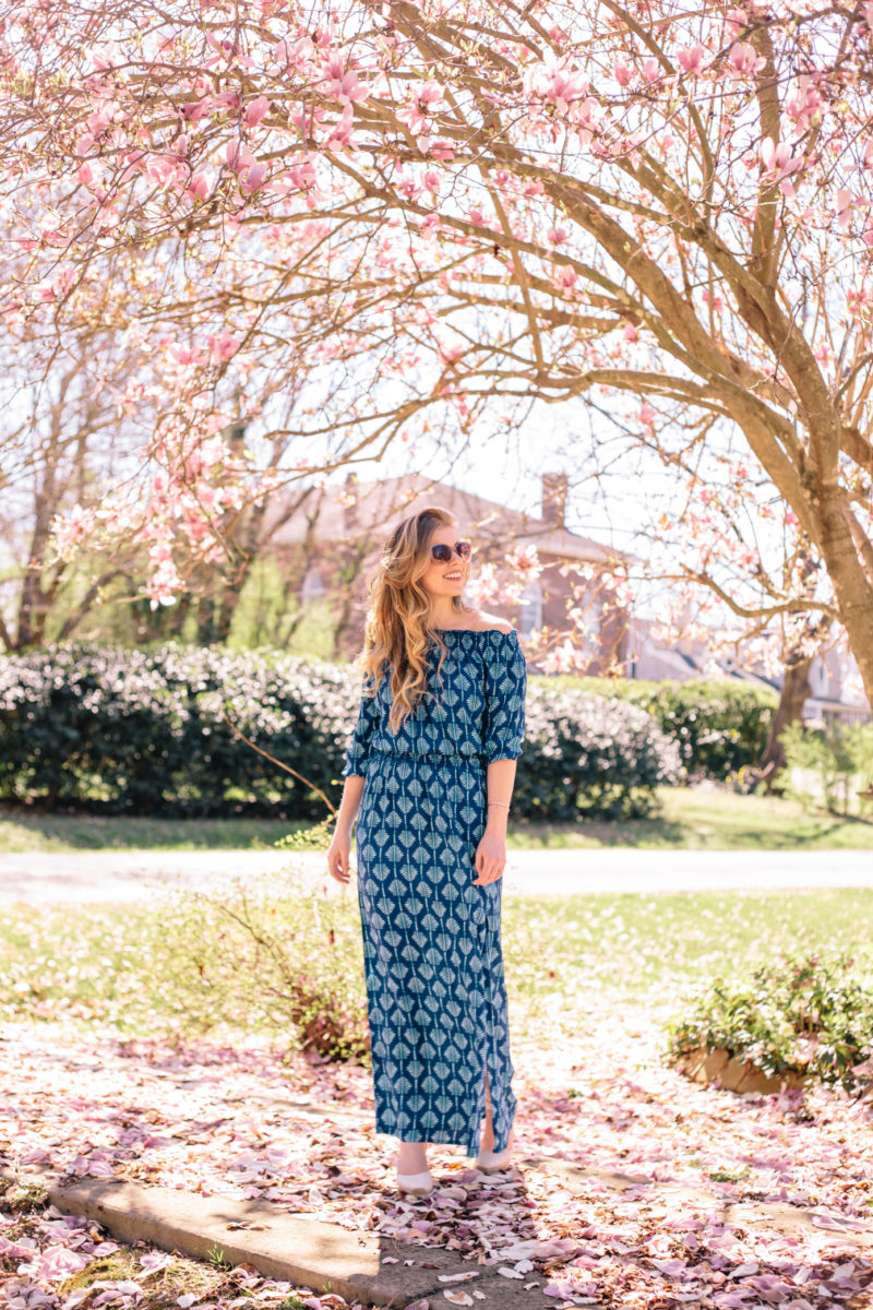 Maxi Dress for Spring Break