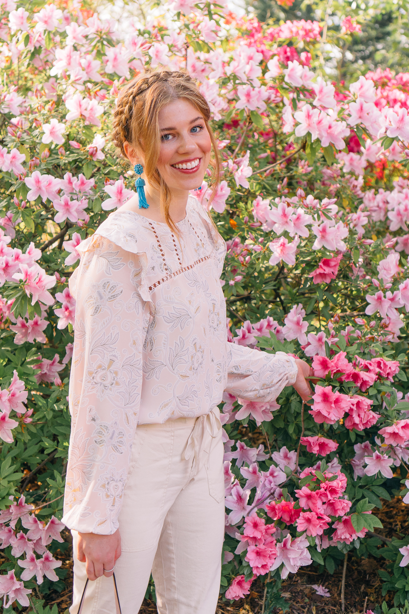 Spring Favorites | Louella Reese Spring Instagram Roundup
