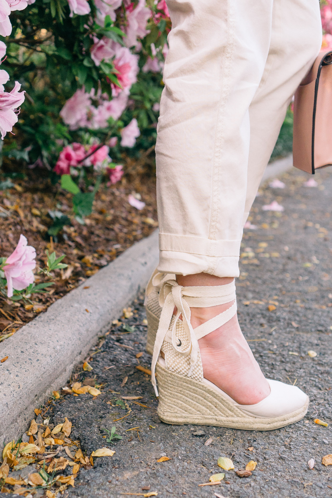 Soludos Espadrille Wedges, Spring Shoes | Louella Reese Life & Style Blog