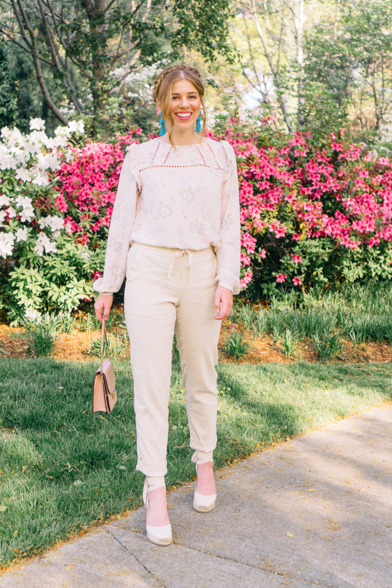 Perfect Linen Pants for Spring
