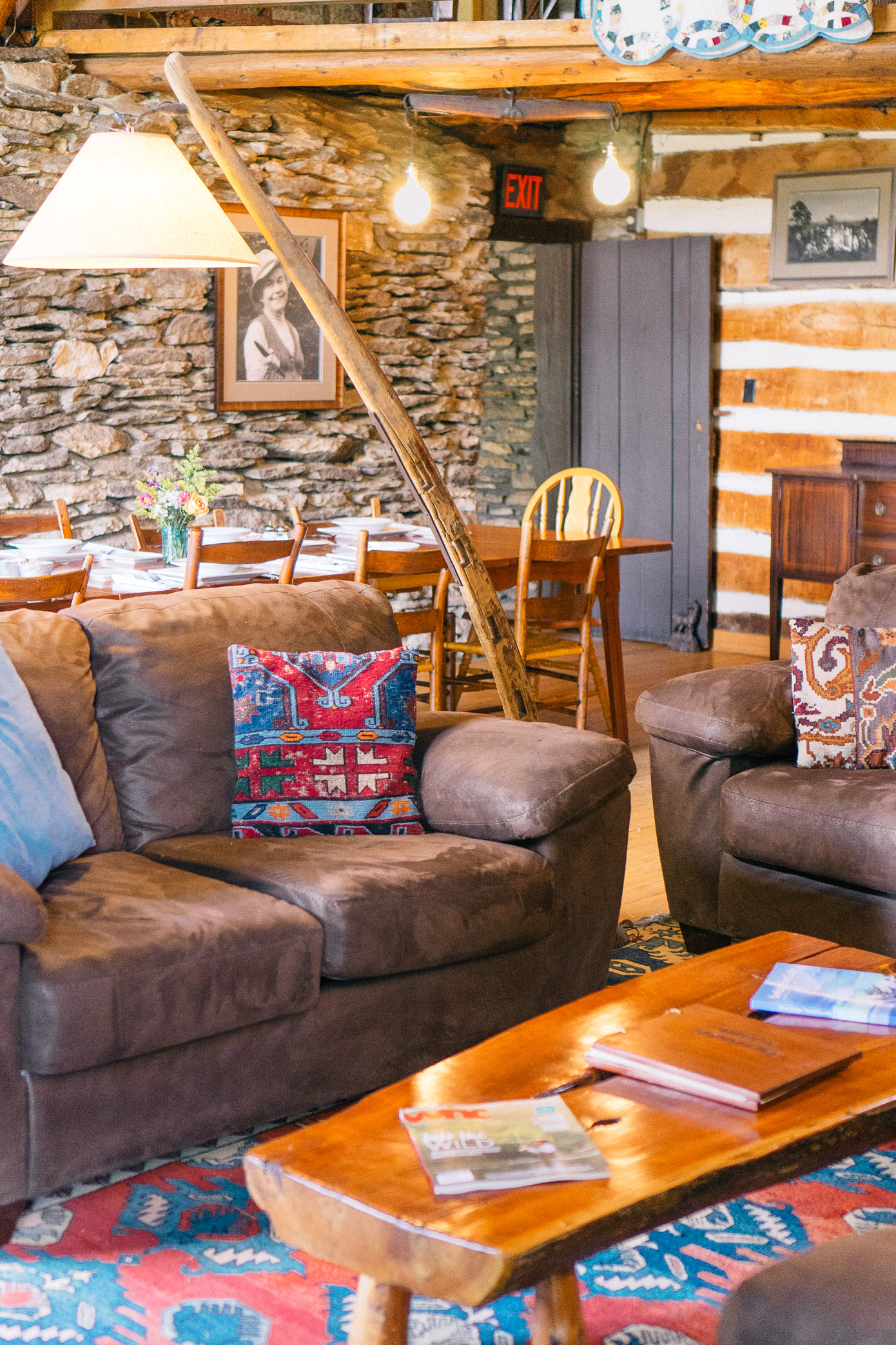 Cataloochee Ranch Review | Where to Rent a Cabin in the NC Mountains | Louella Reese Life & Style Blog