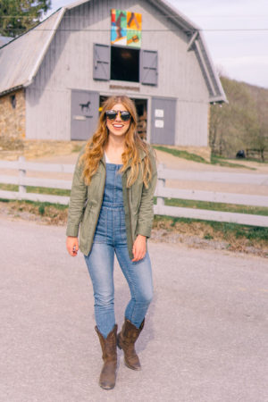Overalls at the Ranch | Cataloochee Ranch