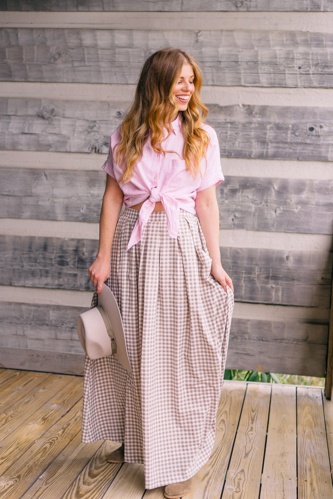 Three Skirts Styled Three Ways | Summer Capsule Wardrobe | Louella Reese Life & Style Blog