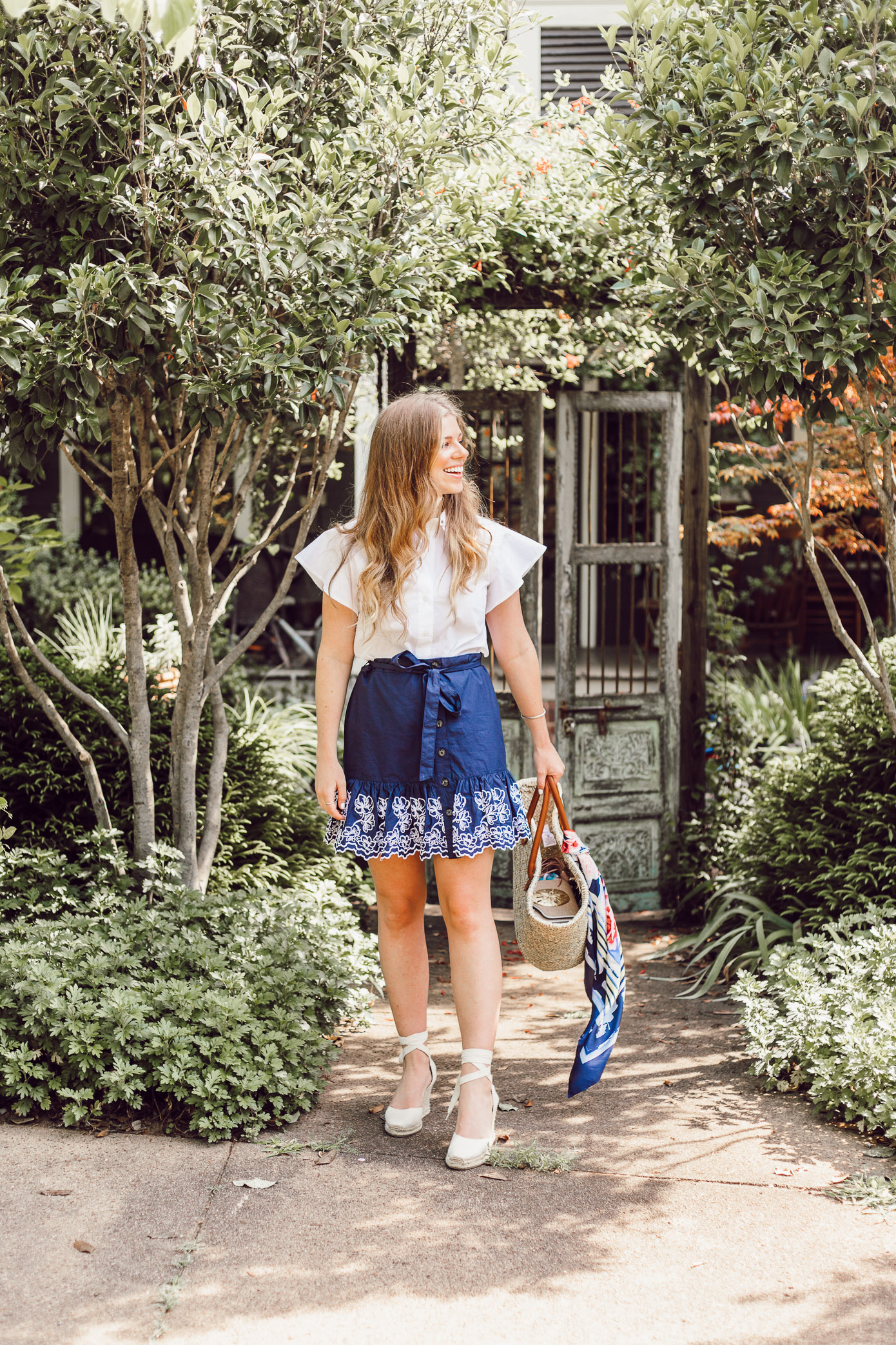 Southern Summer Style | Draper James Summer Arrivals | Louella Reese Life & Style Blog