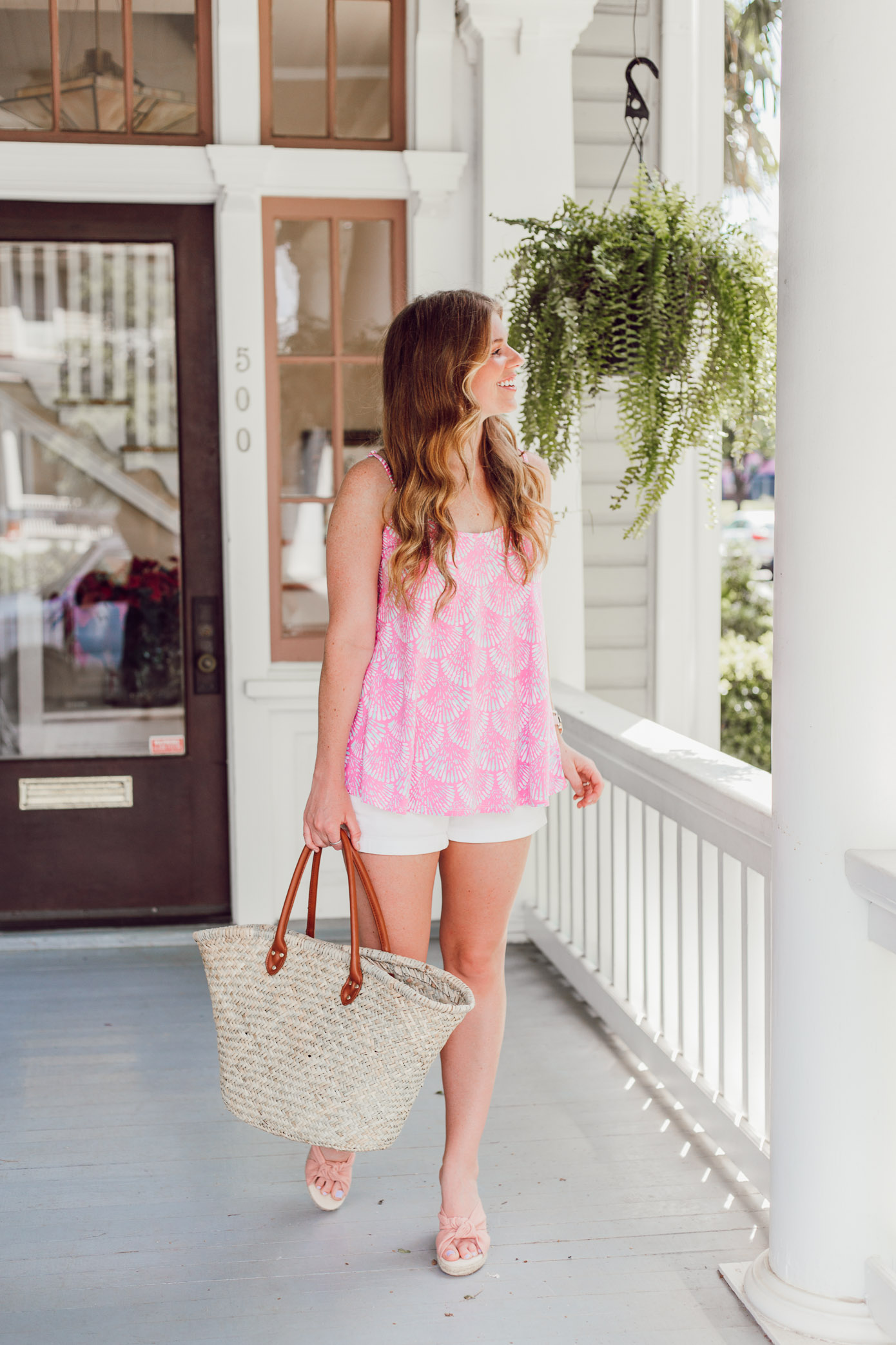 Summer 2018 Bucket List | Casual Summer Style | Louella Reese Life & Style Blog