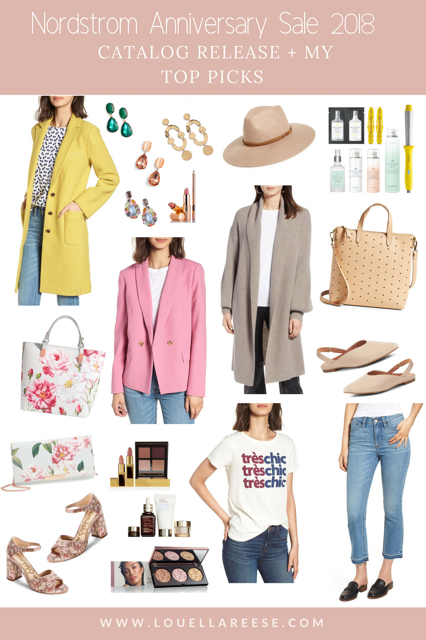 c2696e35b54 2018 Nordstrom Anniversary Sale FAQ + Top Picks | Louella Reese
